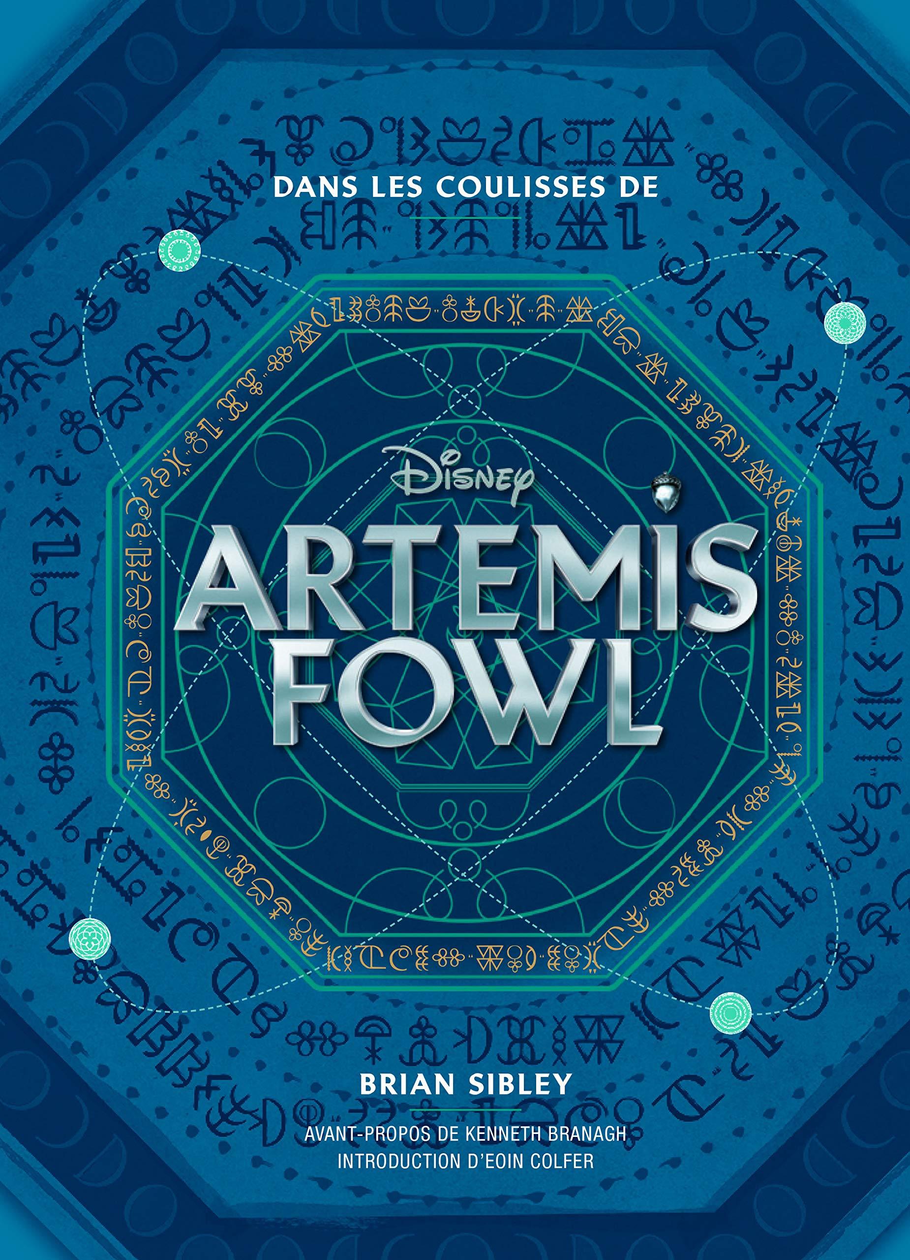 Coulisses Artemis Fowl