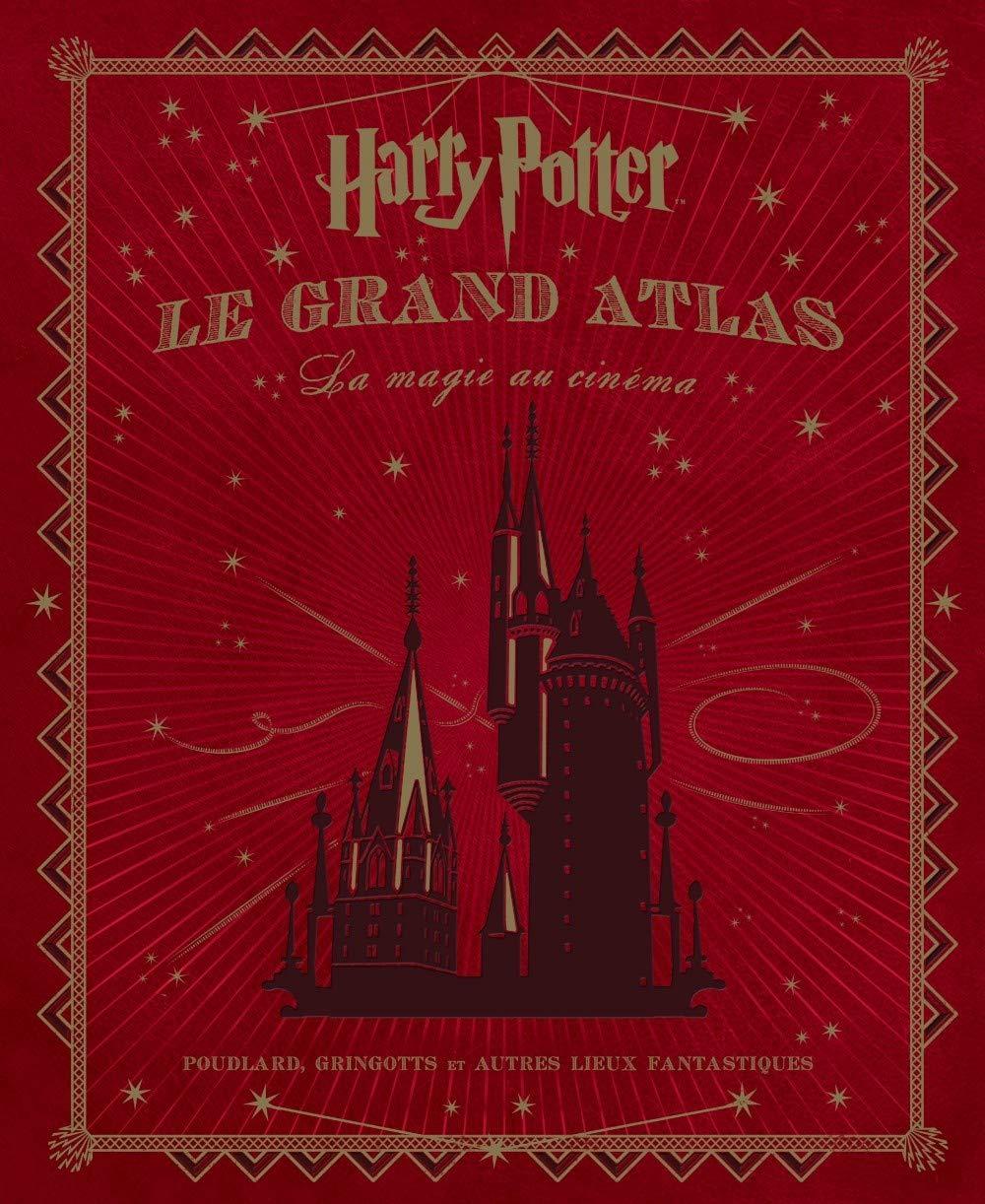 Harry Potter Grand Atlas