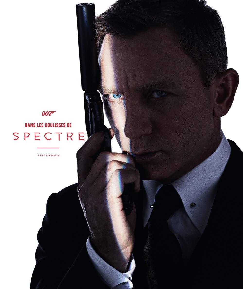 James Bond Spectre - Les coulisses