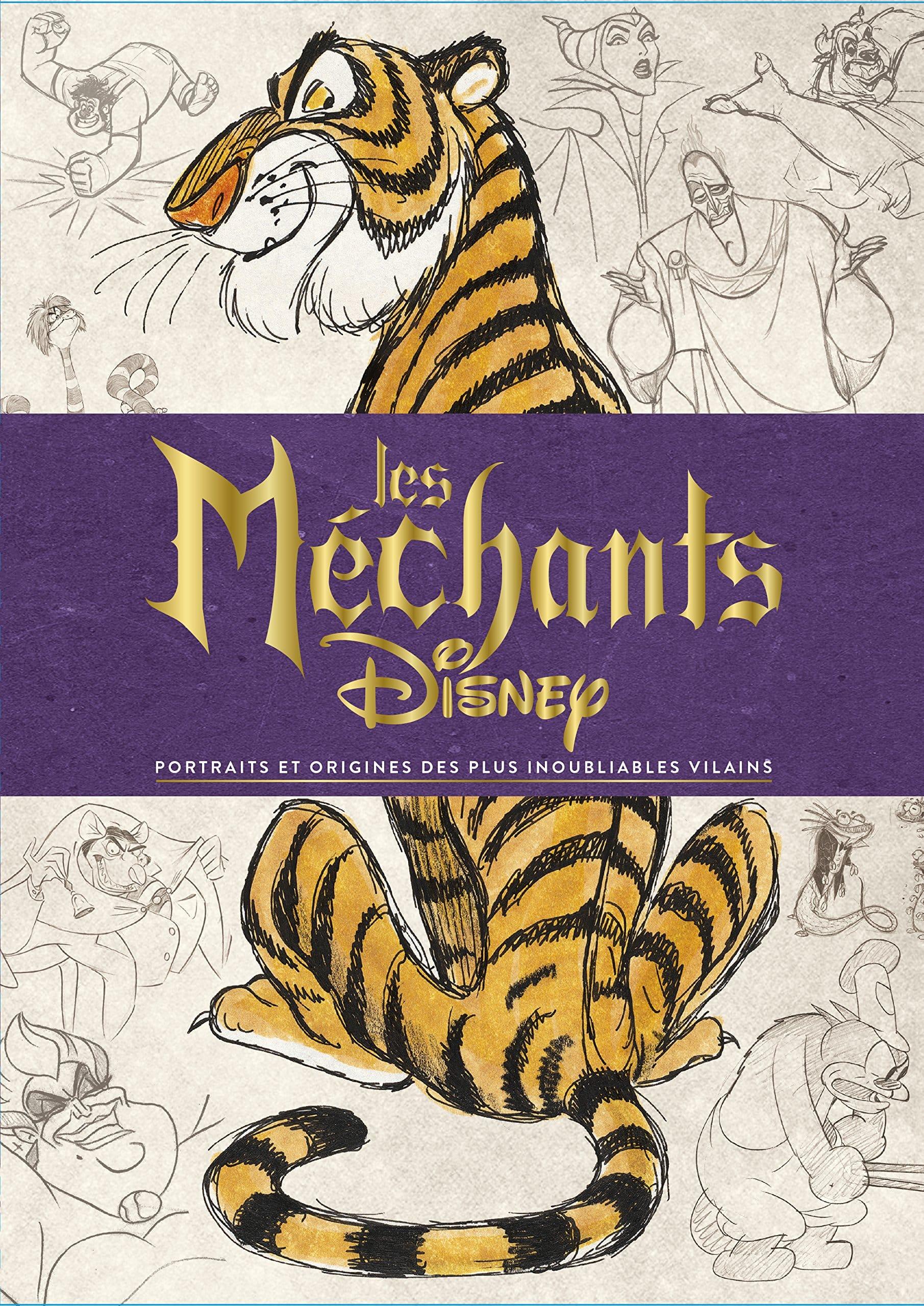 Les méchants Disney