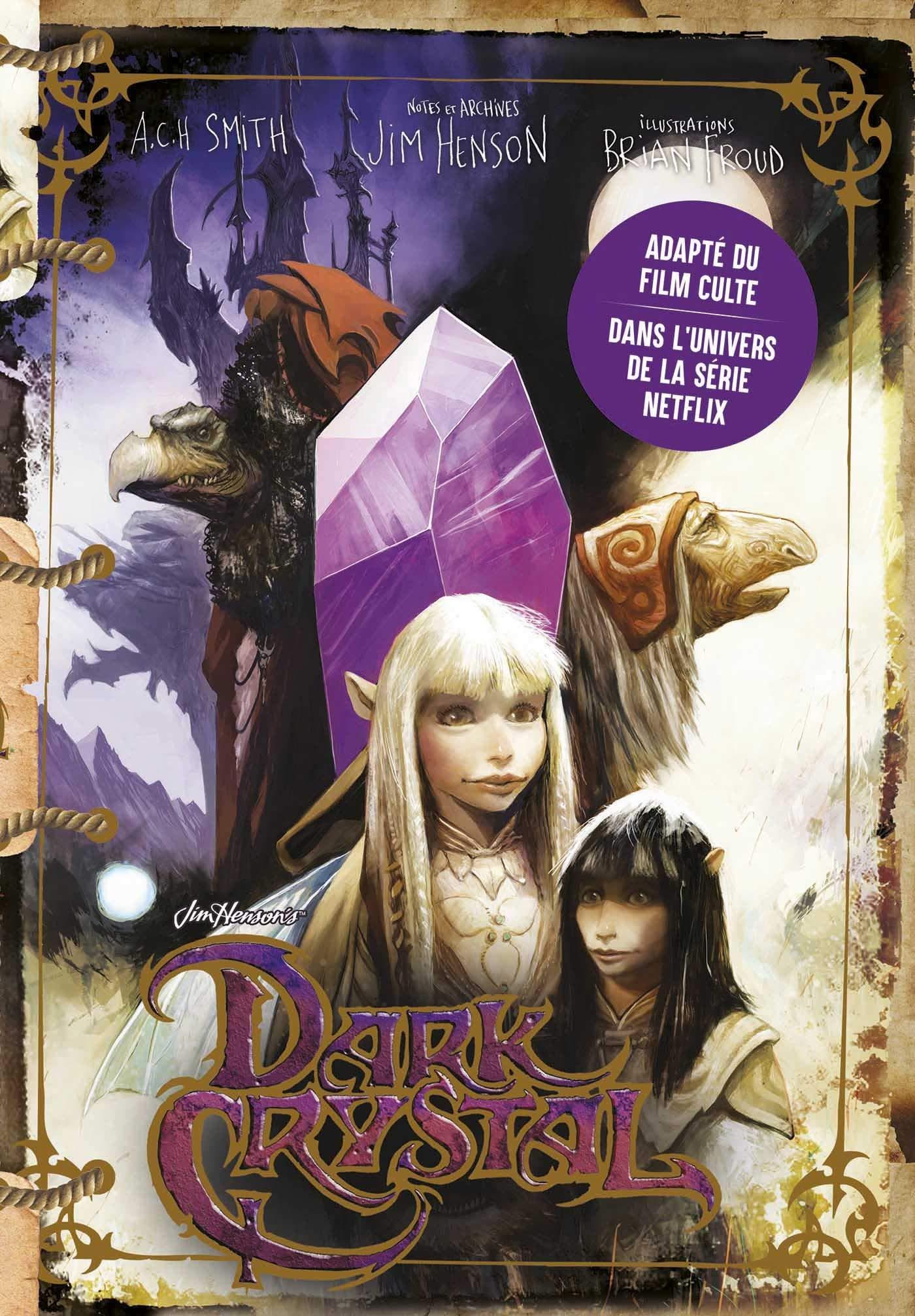 Dark Crystal Novélisation