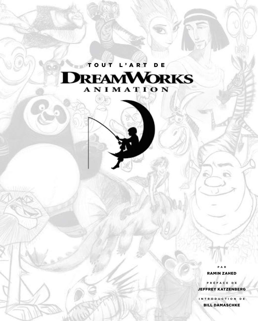 Tout l'art de DreamWorks